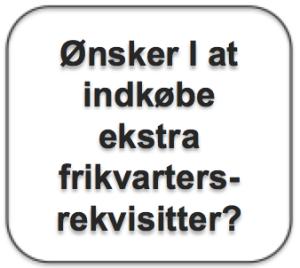 Tekstboks_Indkøb af ekstra rekvisitter